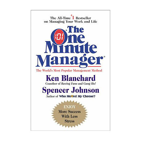 ISBN: 9780688014292, Title: ONE MINUTE MANAGER