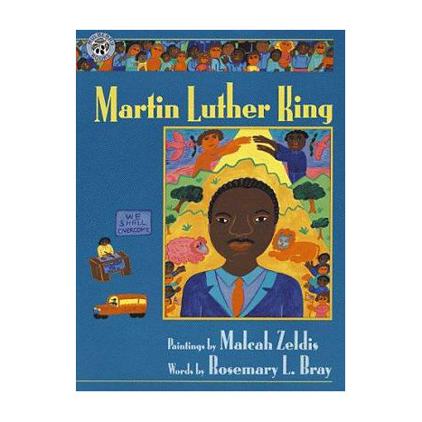 ISBN: 9780688152192, Title: MARTIN LUTHER KING