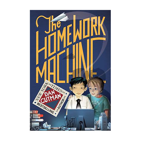 ISBN: 9780689876790, Title: HOMEWORK MACHINE