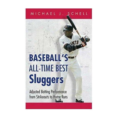 ISBN: 9780691115573, Title: Baseball's All-Time Best Sluggers: Adjusted Batting Performance from Strikeouts to Home Runs