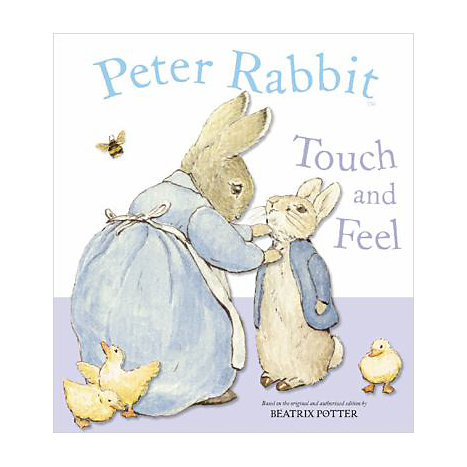 ISBN: 9780723255789, Title: PETER RABBIT TOUCH AND FEEL