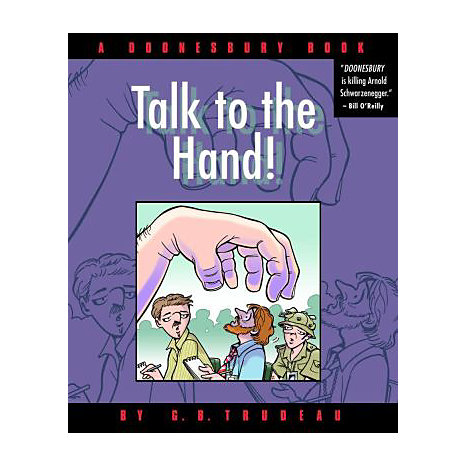 ISBN: 9780740746710, Title: TALK TO THE HAND