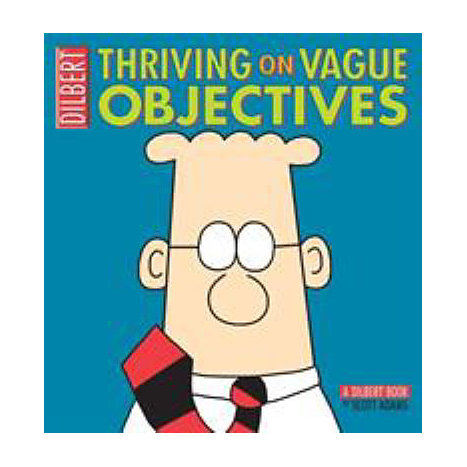 ISBN: 9780740755330, Title: THRIVING ON VAGUE OBJECTIVES
