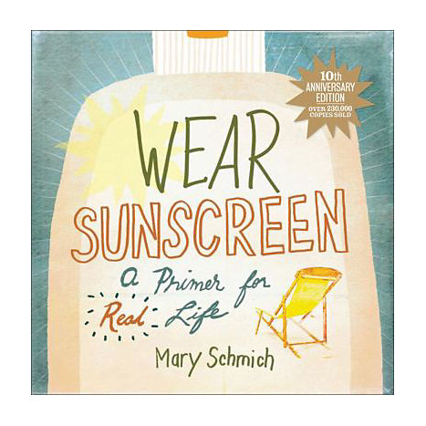 ISBN: 9780740777172, Title: WEAR SUNSCREEN