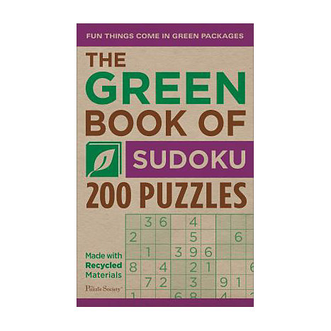 ISBN: 9780740779930, Title: GREEN BK OF SUDOKU