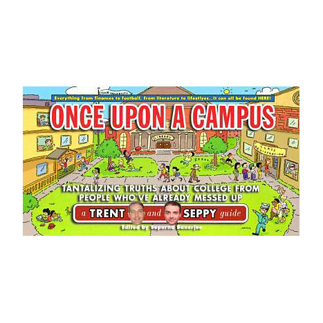 ISBN: 9780743249331, Title: ONCE UPON A CAMPUS
