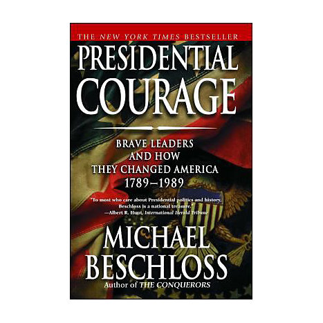 ISBN: 9780743257442, Title: PRESIDENTIAL COURAGE