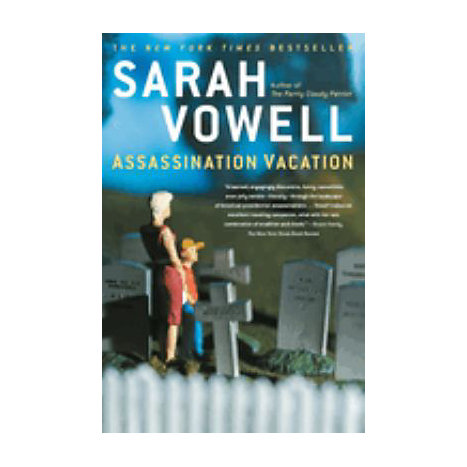 ISBN: 9780743260046, Title: ASSASSINATION VACATION