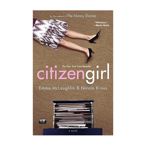ISBN: 9780743266864, Title: CITIZEN GIRL