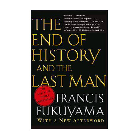 ISBN: 9780743284554, Title: END OF HISTORY & LAST MAN