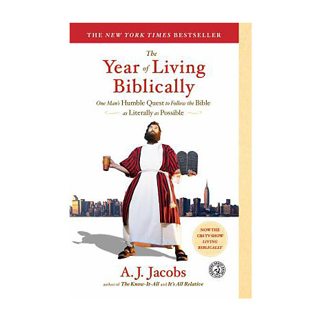ISBN: 9780743291484, Title: YEAR OF LIVING BIBLICALLY