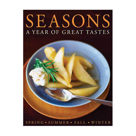 ISBN: 9780756614034, Title: SEASONS A YEAR OF GREAT TASTES