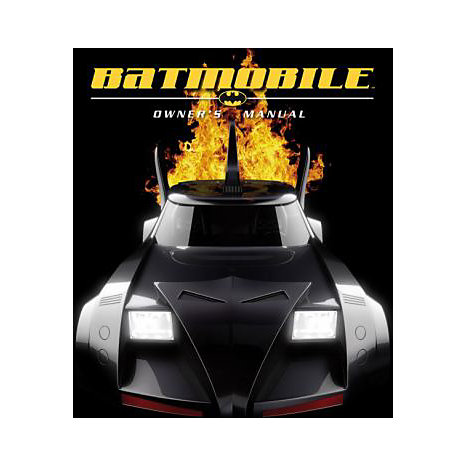 ISBN: 9780756638399, Title: BATMOBILE OWNERS MANUAL