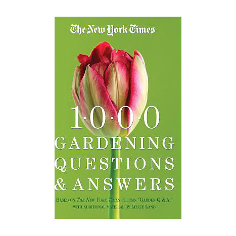 ISBN: 9780761119975, Title: 1000 GARDENING QUESTIONS & ANS