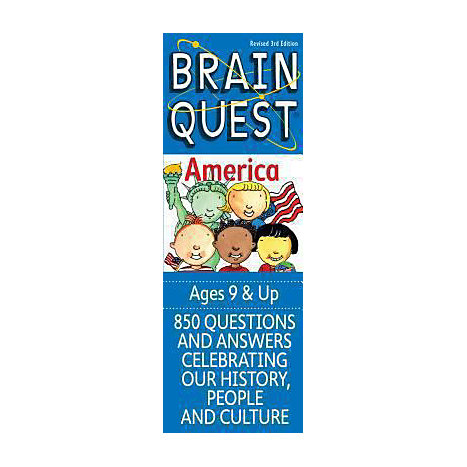 ISBN: 9780761137757, Title: BRAIN QUEST AMERICA /AGES 9-12