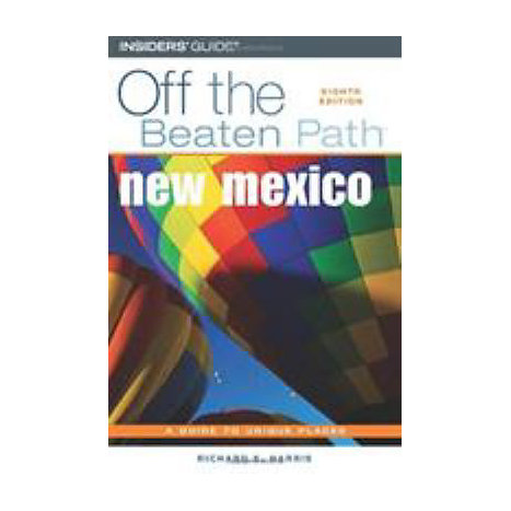 ISBN: 9780762742059, Title: NEW MEXICO OFF THE BEATEN PATH