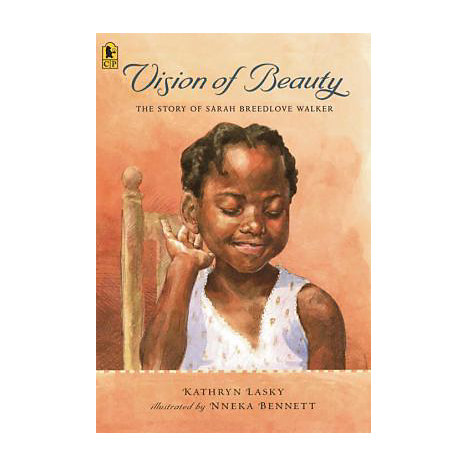 ISBN: 9780763618346, Title: Vision of Beauty: The Story of Sarah Breedlove Walker