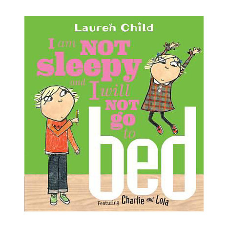 ISBN: 9780763629700, Title: I AM NOT SLEEPY AND I WILL NOT