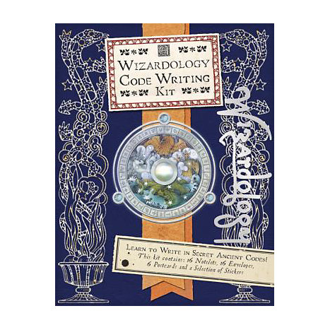 ISBN: 9780763635411, Title: WIZARDOLOGY CODE WRITING KIT