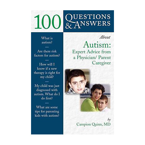 ISBN: 9780763738945, Title: 100 Q&A ABOUT AUTISM
