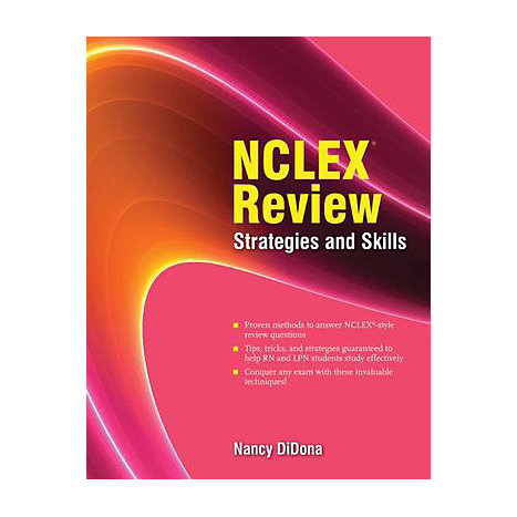 ISBN: 9780763752262, Title: NCLEX REVIEW 1
