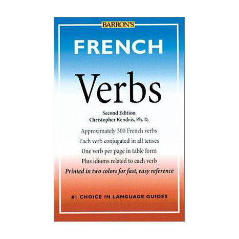ISBN: 9780764113567, Title: FRENCH VERBS