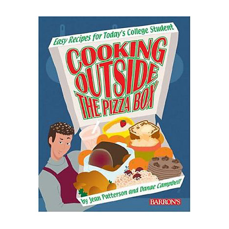 ISBN: 9780764124952, Title: COOKING OUTSIDE THE PIZZA BOX