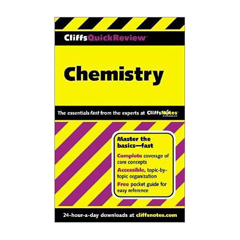 ISBN: 9780764563775, Title: CHEMISTRY QUICK REVIEW