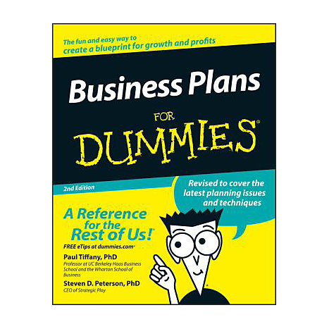 ISBN: 9780764576522, Title: BUSINESS PLANS FOR DUMMIES 2E