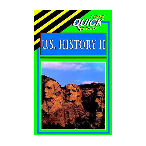 ISBN: 9780764585371, Title: US HISTORY 2 QUICK REVIEW