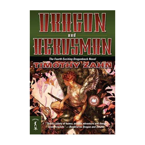 ISBN: 9780765352767, Title: DRAGON AND HERDSMAN