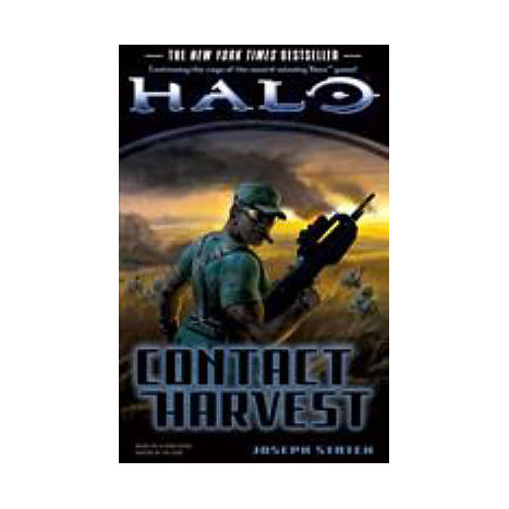 ISBN: 9780765354716, Title: HALO: CONTACT HARVEST