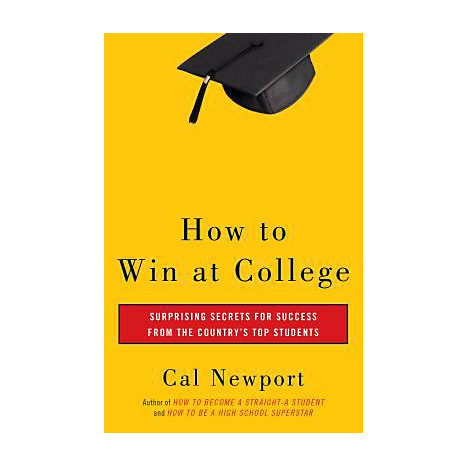ISBN: 9780767917872, Title: HOW TO WIN AT COLLEGE  SIMPLE