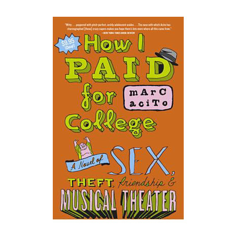 ISBN: 9780767918541, Title: HOW I PAID FOR COLLEGE
