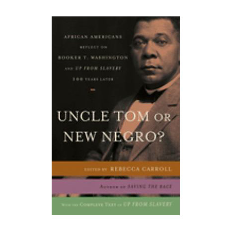 ISBN: 9780767919555, Title: UNCLE TOM OR NEW NEGRO?  AFRIC