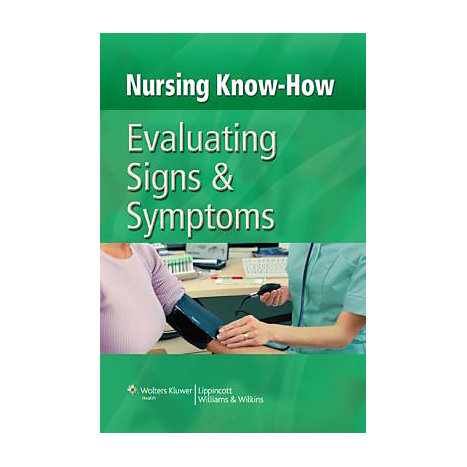 ISBN: 9780781792059, Title: NKH: EVAL SIGNS/SYMPTOMS 1