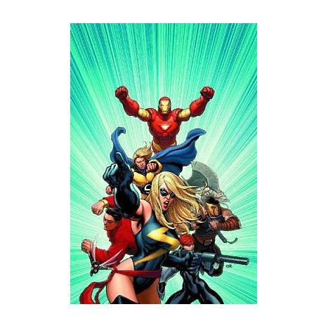 ISBN: 9780785123705, Title: The Mighty Avengers: The Ultron Initiative