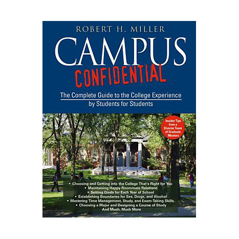 ISBN: 9780787978556, Title: CAMPUS CONFIDENTIAL  THE COMPL
