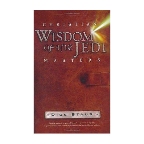 ISBN: 9780787978945, Title: CHRISTIAN WISDOM OF JEDI MASTE