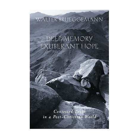 ISBN: 9780800632373, Title: DEEP MEMORY  EXUBERANT HOPE