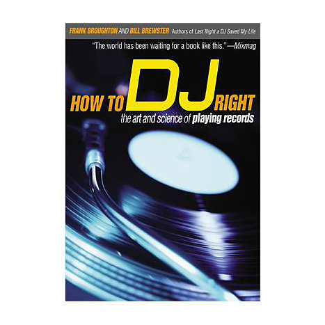 ISBN: 9780802139955, Title: HOW TO DJ