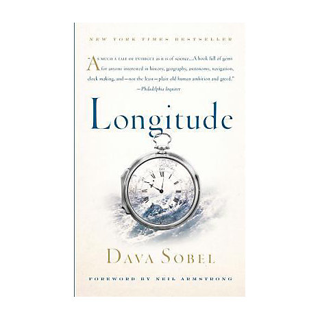 ISBN: 9780802715296, Title: Longitude: The True Story of a Lone Genius Who Solved the Greatest Scientific Problem of His Time