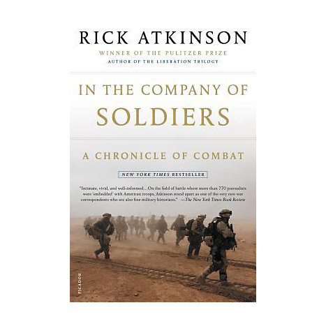 ISBN: 9780805077735, Title: IN THE COMPANY OF SOLDIERS