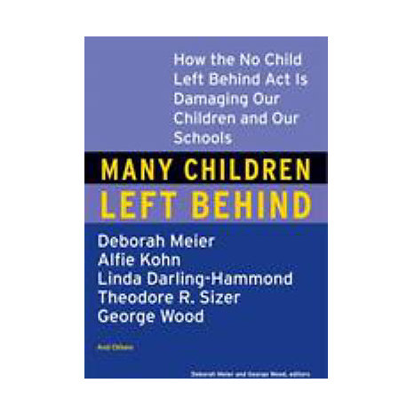 ISBN: 9780807004593, Title: MANY CHILDREN LEFT BEHIND: HOW