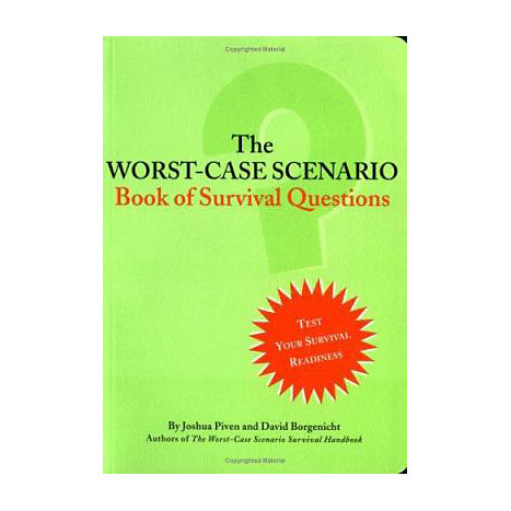 ISBN: 9780811845397, Title: The Worst-Case Scenario Book of Survival Questions