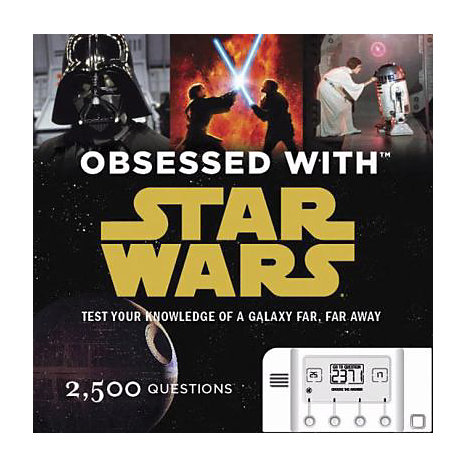 ISBN: 9780811864008, Title: OBSESSED WITH STAR WARS