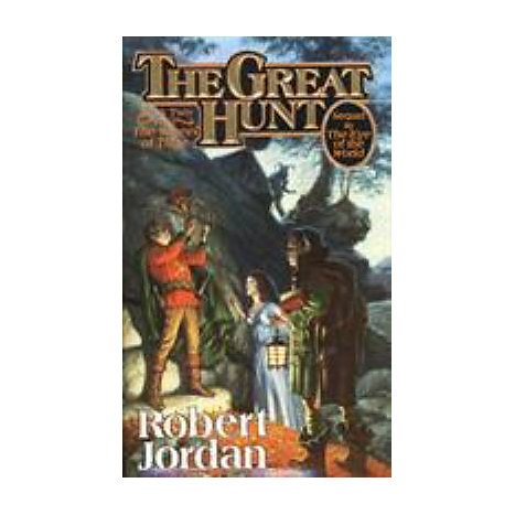 ISBN: 9780812517729, Title: GREAT HUNT (WHEEL OF TIME BOOK