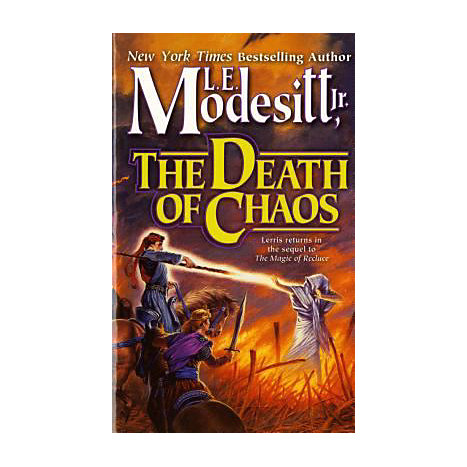 ISBN: 9780812548242, Title: DEATH OF CHAOS