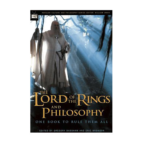 ISBN: 9780812695458, Title: LORD OF RINGS & PHILOSOPHY