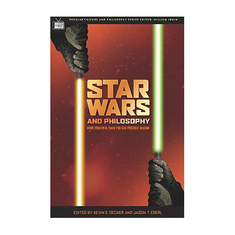 ISBN: 9780812695830, Title: STAR WARS & PHILOSOPHY